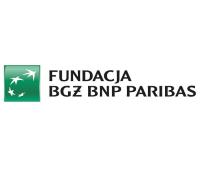 Logo fundacji BGŻ