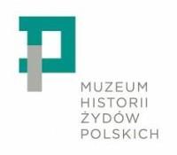 Logo Muzeum Historii Żydów Polskich