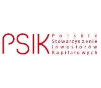 Logo Polskiego Stowarzyszenia Inwestorów Kapitałowych