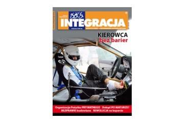 "Okładka magazynu ""Integracja"" 2/2013"