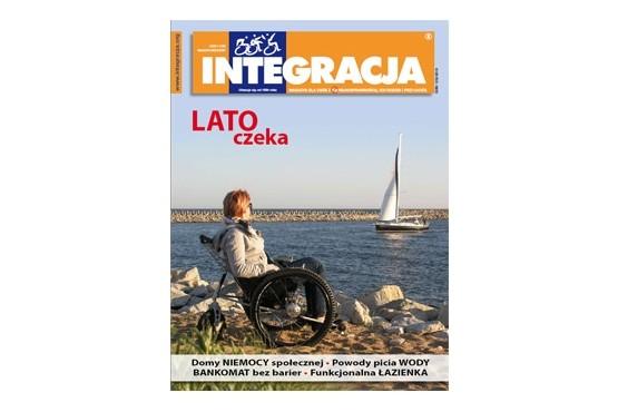 "Okładka magazynu ""Integracja"" 3/2011"