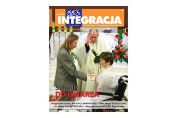 "Okładka magazynu ""Integracja"" 3/2012"