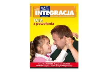 "Okładka magazynu ""Integracja"" 3/2013"