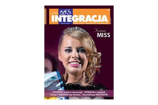 "Okładka magazynu ""Integracja"" 4/2013"