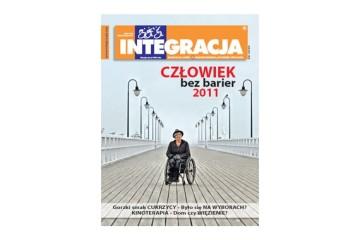 "Okładka magazynu ""Integracja"" 5/2011"