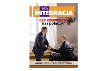 "Okładka magazynu ""Integracja"" 5/2012"