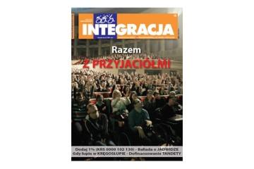 "Okładka magazynu ""Integracja"" 6/2011"