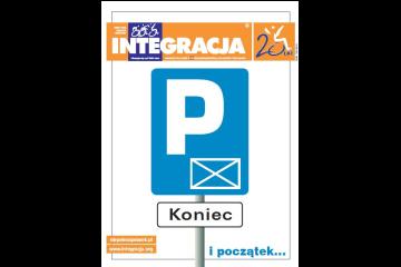 Okładka magazynu Integracja nr 2/2014