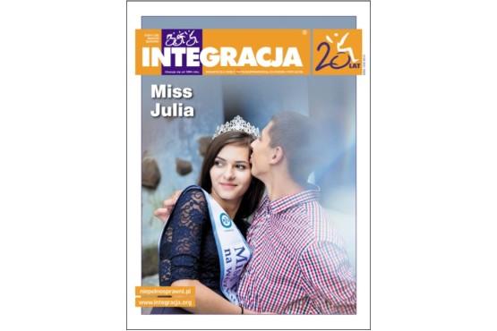 "Okładka magazynu ""Integracja"" nr 4/2014"