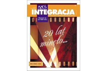 "Okładka magazynu ""Integracja"" nr 5/2014"