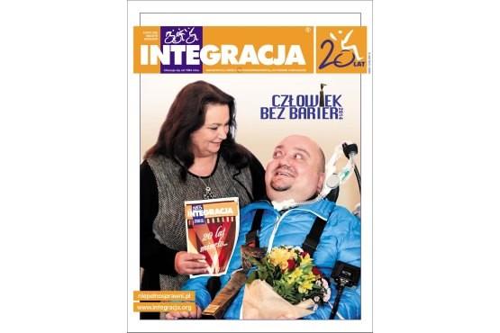"Okładka magazynu ""Integracja"" nr 6/2014"