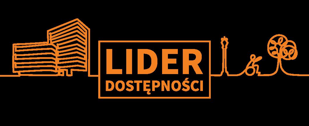 Logo Lider Dostępności