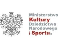 logo Ministerstwa Kultury i Dziedzictwa Narodowego i Sportu